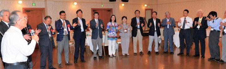2017年度茨城県支部総会・懇親会が開催されました